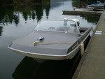 Robert Rich's very cool Evinrude Boat package, original condition