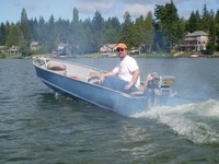 Highlight for Album: Kitsap Lake Sept. 6, 2008